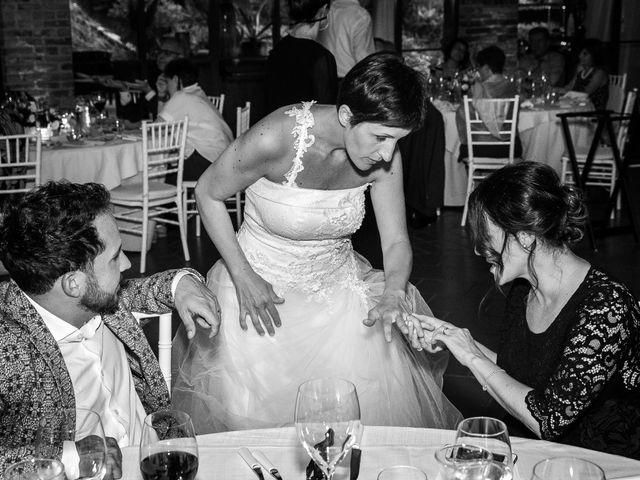 Il matrimonio di Giuseppe e Natalia a Scanzorosciate, Bergamo 50