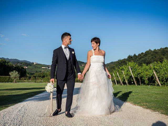 Il matrimonio di Giuseppe e Natalia a Scanzorosciate, Bergamo 53