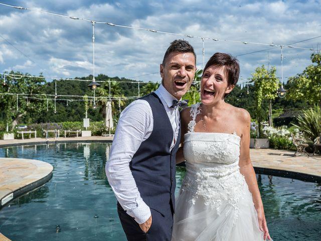 Il matrimonio di Giuseppe e Natalia a Scanzorosciate, Bergamo 55