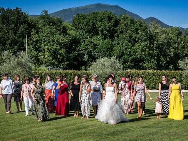 Il matrimonio di Giuseppe e Natalia a Scanzorosciate, Bergamo 60