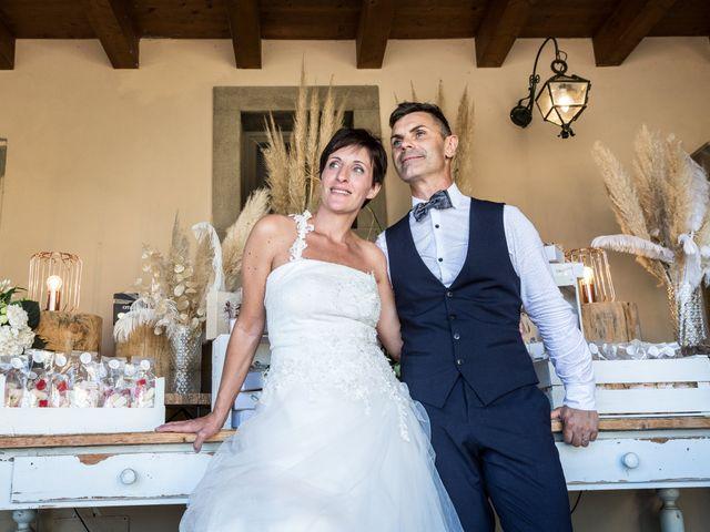 Il matrimonio di Giuseppe e Natalia a Scanzorosciate, Bergamo 66