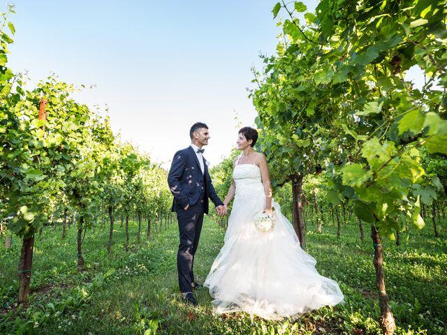 Il matrimonio di Giuseppe e Natalia a Scanzorosciate, Bergamo 78