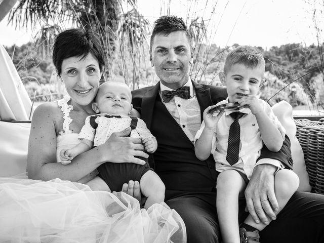 Il matrimonio di Giuseppe e Natalia a Scanzorosciate, Bergamo 79