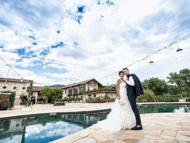 Il matrimonio di Giuseppe e Natalia a Scanzorosciate, Bergamo 80