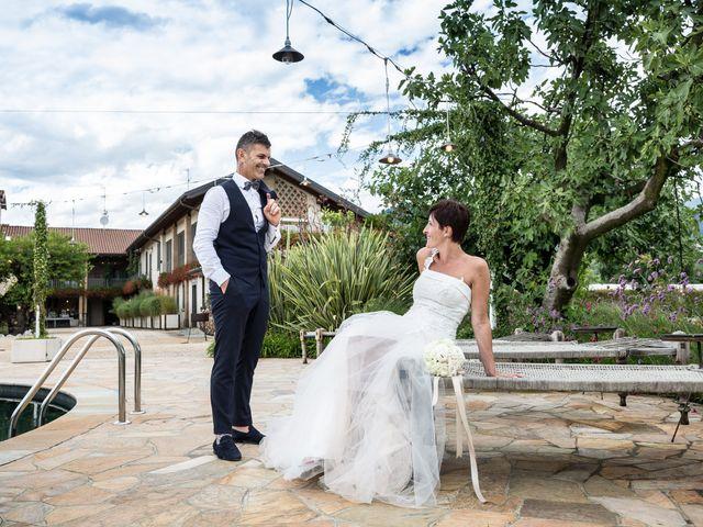 Il matrimonio di Giuseppe e Natalia a Scanzorosciate, Bergamo 81