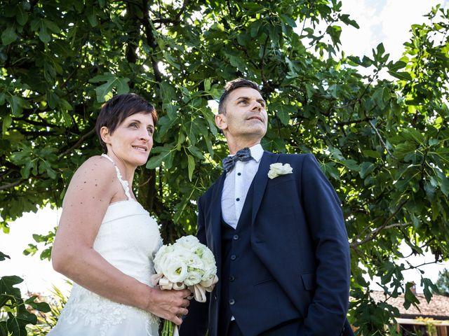 Il matrimonio di Giuseppe e Natalia a Scanzorosciate, Bergamo 84