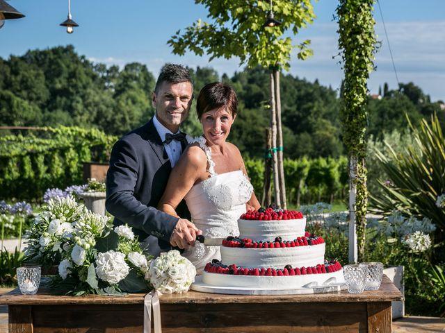 Il matrimonio di Giuseppe e Natalia a Scanzorosciate, Bergamo 87