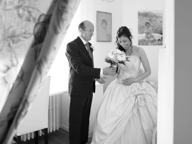 Il matrimonio di Francesco e Erika a Olgiate Comasco 7939bdd9203
