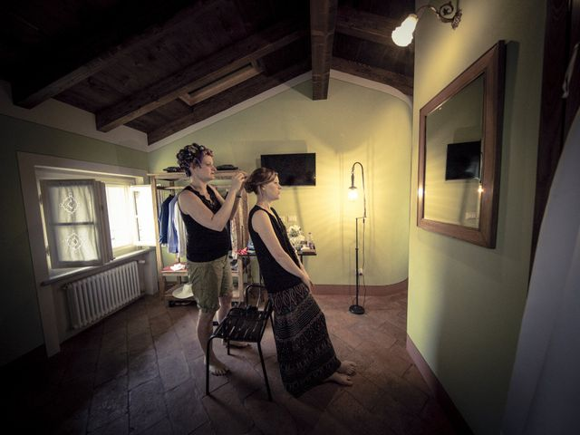 Il matrimonio di Valerio e Elena a Abbiategrasso, Milano 9