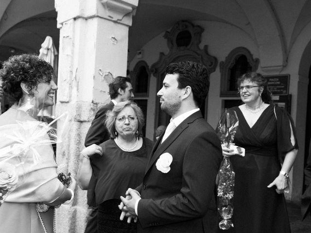 Il matrimonio di Valerio e Elena a Abbiategrasso, Milano 34