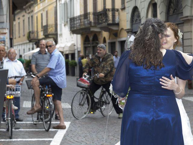 Il matrimonio di Valerio e Elena a Abbiategrasso, Milano 35