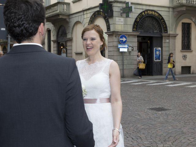 Il matrimonio di Valerio e Elena a Abbiategrasso, Milano 36