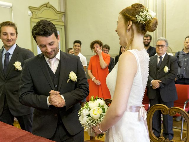Il matrimonio di Valerio e Elena a Abbiategrasso, Milano 38