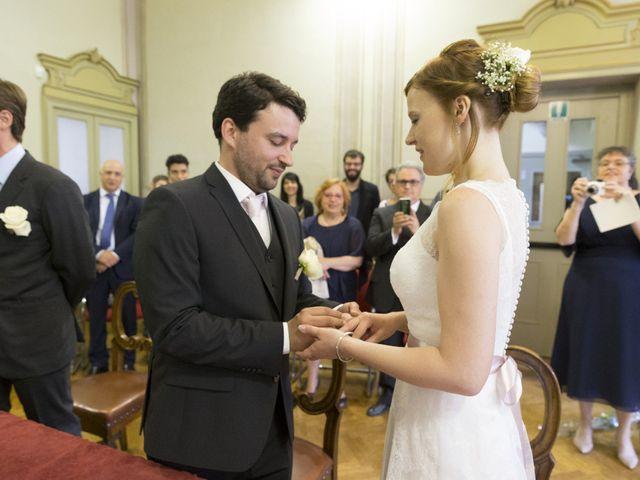 Il matrimonio di Valerio e Elena a Abbiategrasso, Milano 40