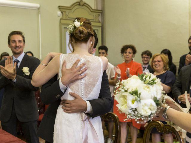 Il matrimonio di Valerio e Elena a Abbiategrasso, Milano 42