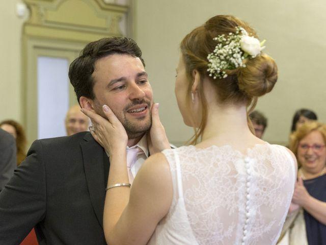 Il matrimonio di Valerio e Elena a Abbiategrasso, Milano 43