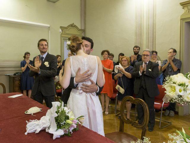 Il matrimonio di Valerio e Elena a Abbiategrasso, Milano 49