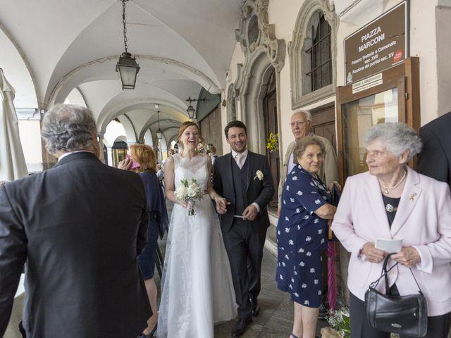 Il matrimonio di Valerio e Elena a Abbiategrasso, Milano 53
