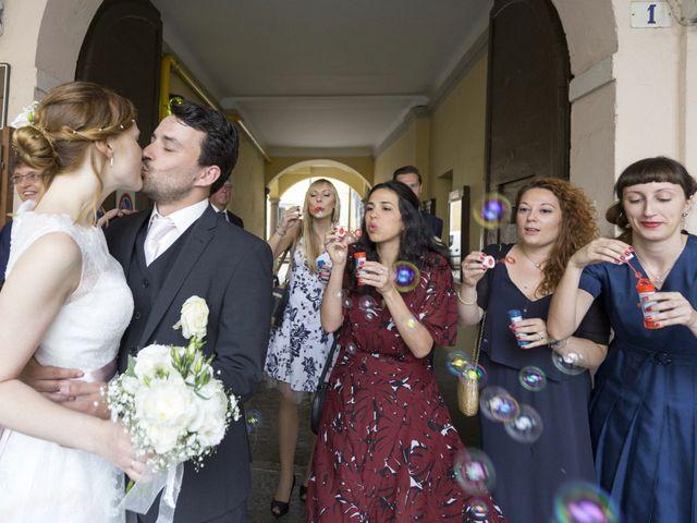 Il matrimonio di Valerio e Elena a Abbiategrasso, Milano 55