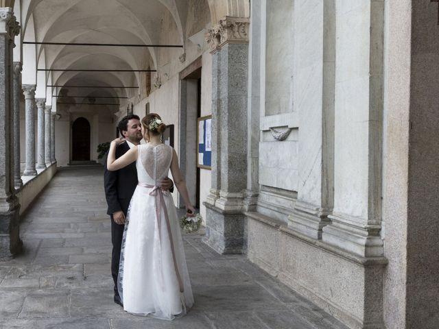 Il matrimonio di Valerio e Elena a Abbiategrasso, Milano 59