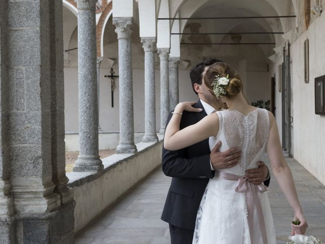 Il matrimonio di Valerio e Elena a Abbiategrasso, Milano 60