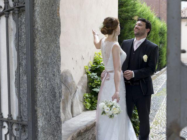 Il matrimonio di Valerio e Elena a Abbiategrasso, Milano 62
