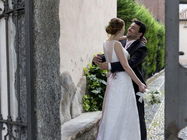 Il matrimonio di Valerio e Elena a Abbiategrasso, Milano 63