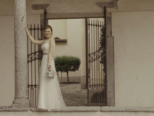 Il matrimonio di Valerio e Elena a Abbiategrasso, Milano 67
