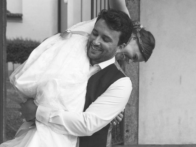 Il matrimonio di Valerio e Elena a Abbiategrasso, Milano 70