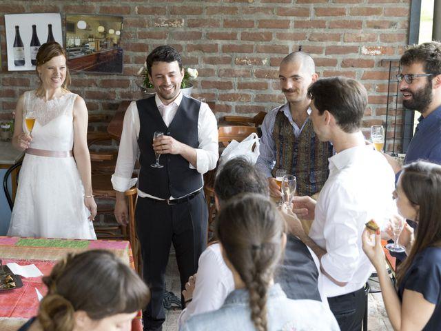 Il matrimonio di Valerio e Elena a Abbiategrasso, Milano 73