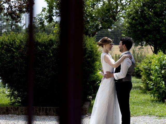 Il matrimonio di Valerio e Elena a Abbiategrasso, Milano 81