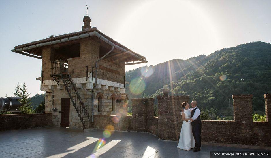 Il matrimonio di Fabio e Pamela a Torriglia, Genova