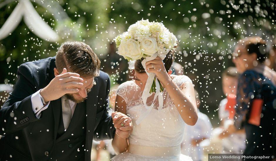 Il matrimonio di Daniele e Daria a Assisi, Perugia