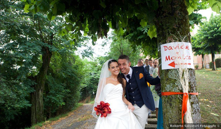 Il matrimonio di Monica e Davide a Sasso Marconi, Bologna