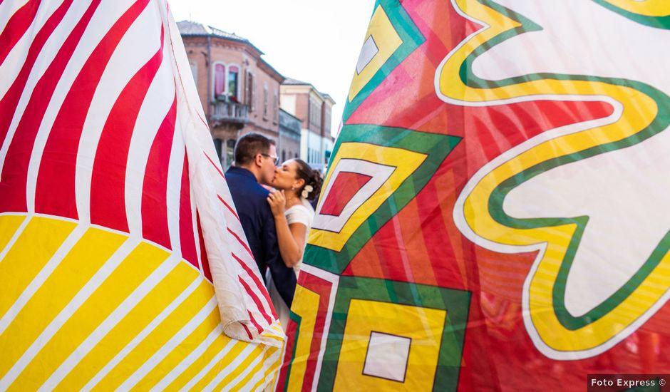 Il matrimonio di Nicola e Eleonora a Ferrara, Ferrara