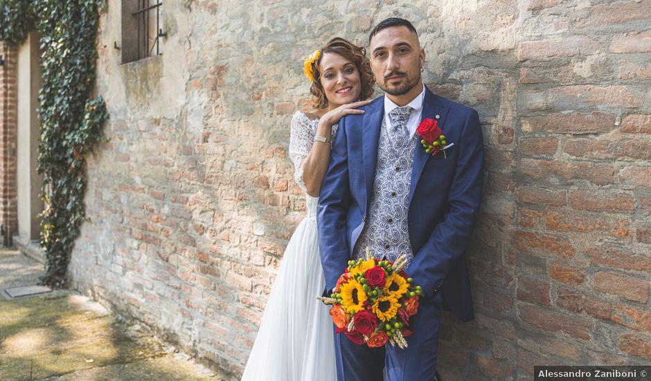 Il matrimonio di Massimiliano e Paola a Colorno, Parma