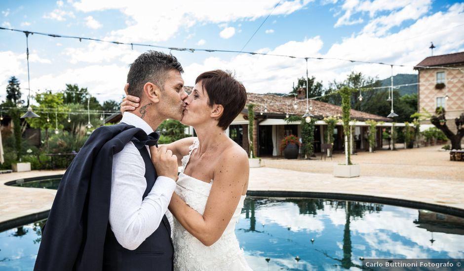 Il matrimonio di Giuseppe e Natalia a Scanzorosciate, Bergamo