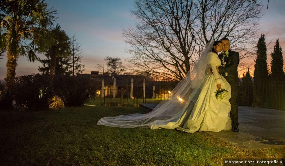 Il matrimonio di Francesco e Erika a Olgiate Comasco, Como