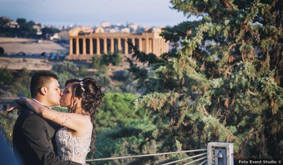 Il matrimonio di Salvatore e Ilaria a Agrigento, Agrigento