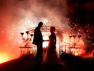 Le nozze di Tiziana e Matteo