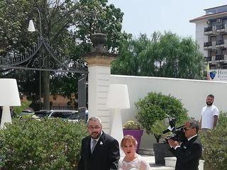 Le nozze di Fabio  e Valeria  1
