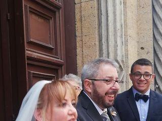 Le nozze di Fabio  e Valeria  2