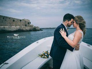 Le nozze di Giulia e Stelvio