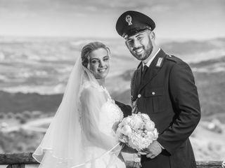 Le nozze di Cinzia e Alberto