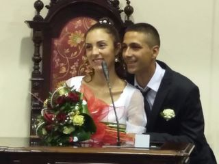 Le nozze di Daniela e Gianmarco