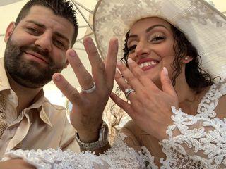 Le nozze di Cecilia Cannetti  e Giuseppe Bonarrigo 1