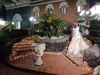Le nozze di Cecilia Cannetti  e Giuseppe Bonarrigo 2