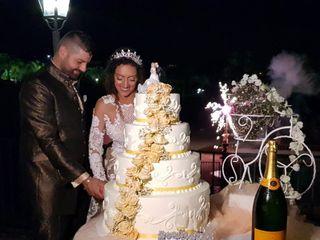Le nozze di Cecilia Cannetti  e Giuseppe Bonarrigo 3