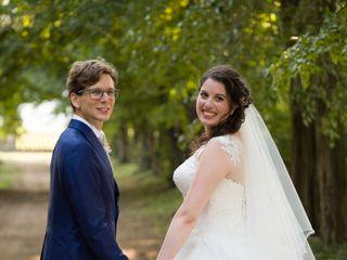 Le nozze di Beatrice e Ermanno 1