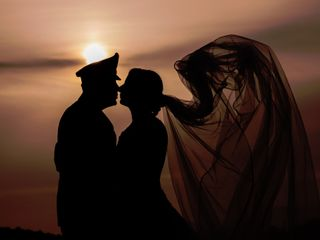Le nozze di Luisa e Sandro